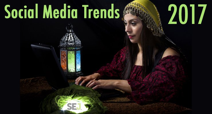 Big 2017 Social Media Marketing Trends You Need to Know by @DannyNMIGoodwin